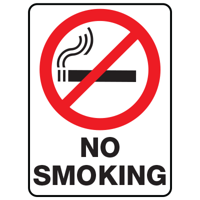 It is a graphic of No Smoking Sign Printable inside calendar